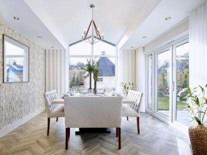 4 Bedrooms Detached House for sale in GLENBURN MANOR, Jackton, Ocein Drive, East Killbride
