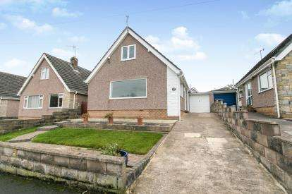 3 Bedrooms Detached House for sale in Hill View Road, Llanrhos, Llandudno, Conwy, LL30