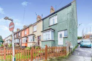 2 Bedrooms End Of Terrace House for sale in Borstal Street, Rochester, Kent, England