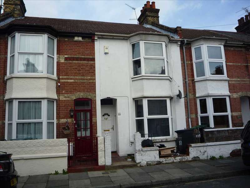 4 Bedrooms Terraced House for sale in Havelock Road, Gravesend