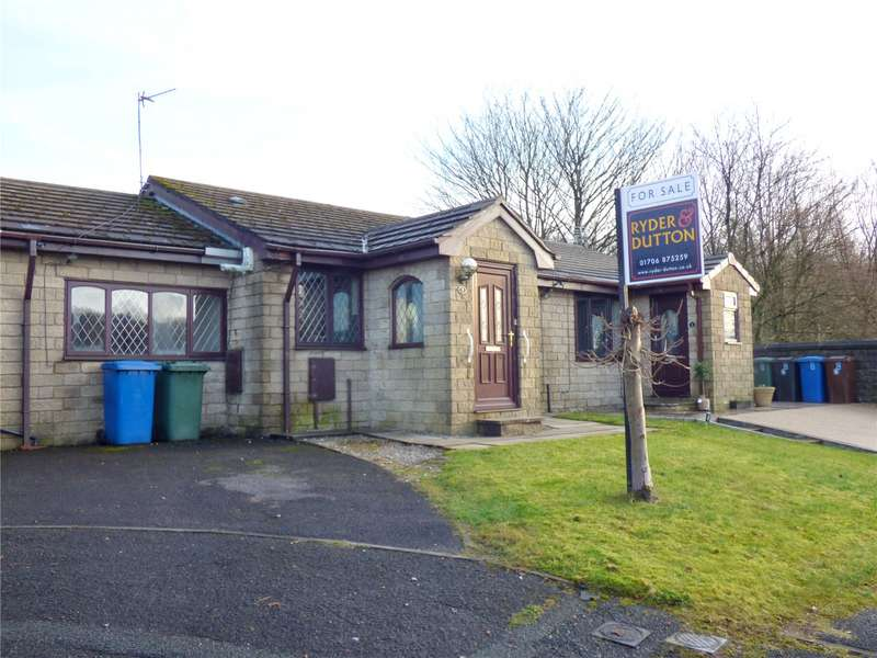 1 Bedroom Semi Detached Bungalow for sale in Central View, Bacup, Lancashire, OL13