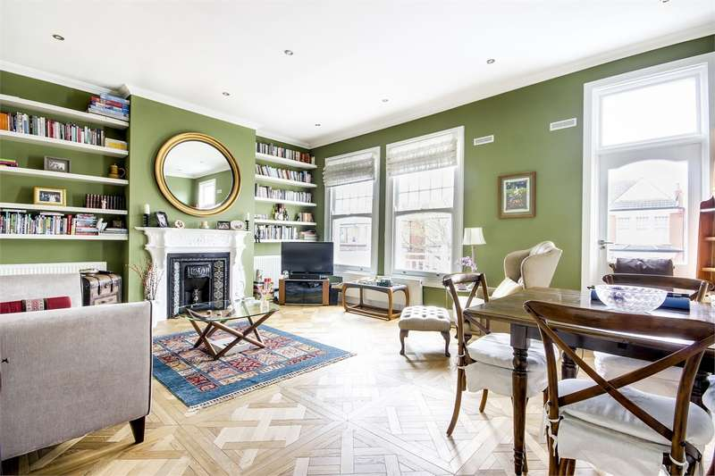 4 Bedrooms Flat for sale in Wellfield Avenue, Muswell Hill, London