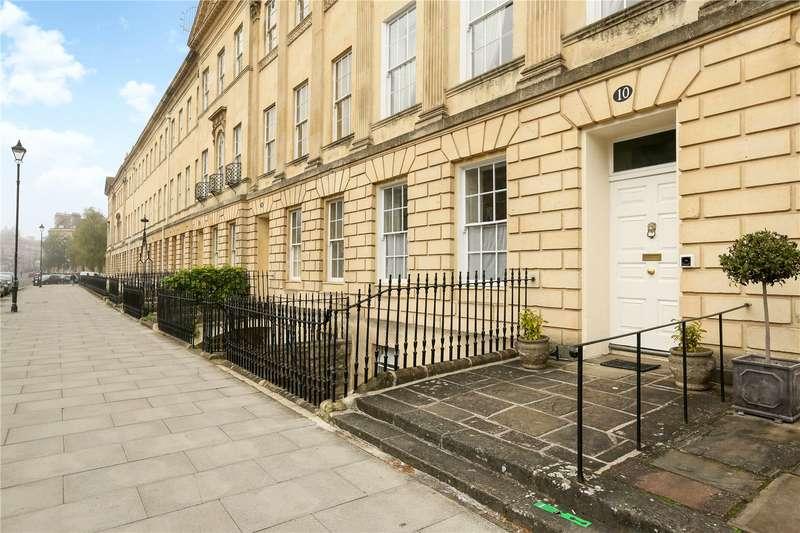 3 Bedrooms Flat for sale in Great Pulteney Street, Bath, BA2