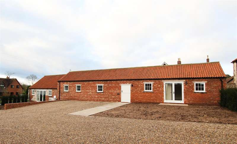 3 Bedrooms Detached House for rent in Red Barns, Wintringham, Malton, YO17 8HX