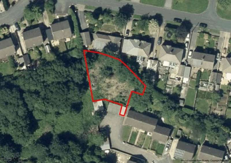 Land Commercial for sale in Land At Blackburn Close, Fairweather Green, Bradford, West Yorkshire