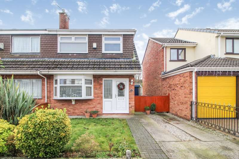 3 Bedrooms Semi Detached House for sale in Apollo Way, Bootle, Merseyside, L30