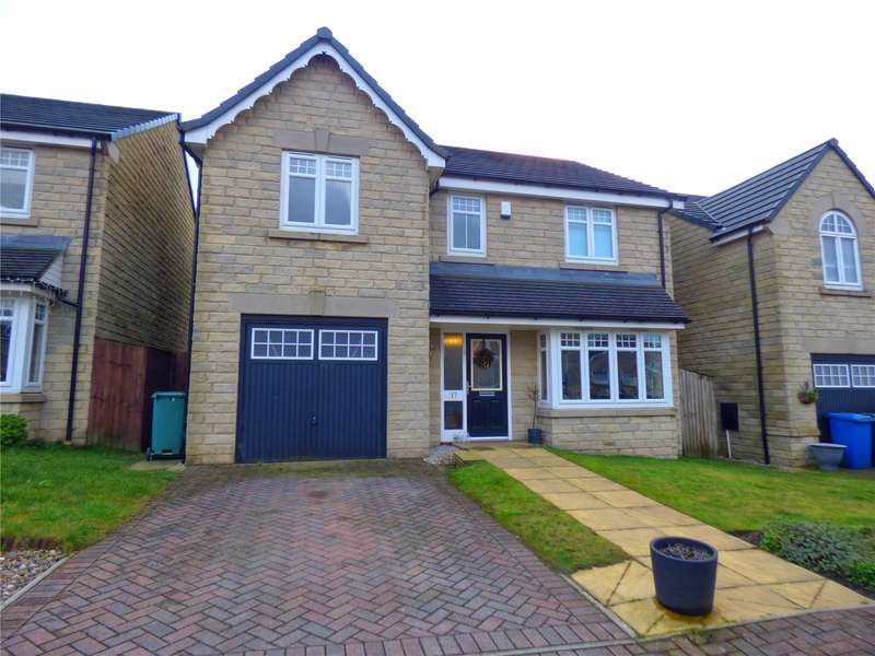 4 Bedrooms Detached House for sale in Cottonmill Court, Bacup, Lancashire, OL13