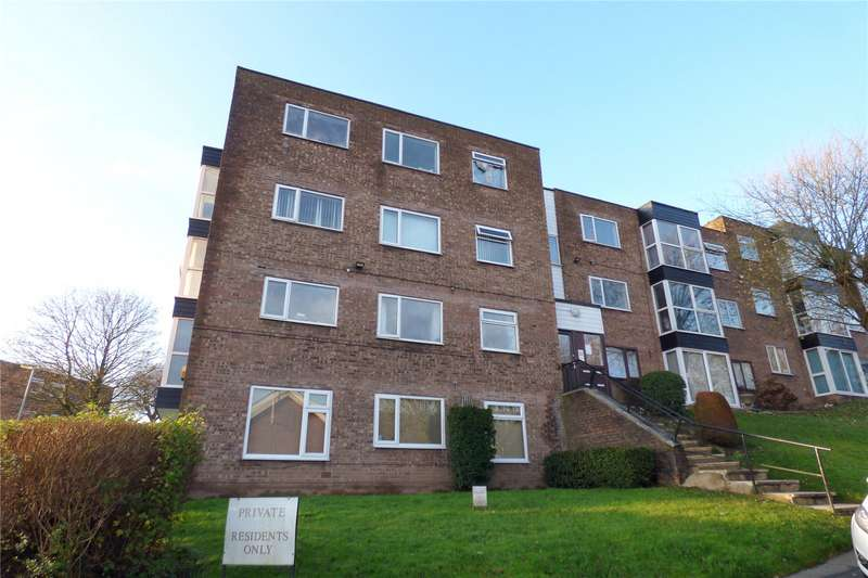 2 Bedrooms Apartment Flat for sale in Heywood Court, Middleton, Manchester, M24