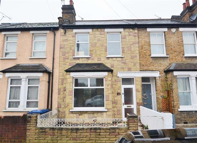 2 Bedrooms Terraced House for sale in Junction Road, Ealing, W5 4XP