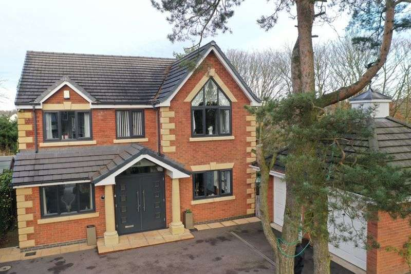 6 Bedrooms Property for sale in Stafford Lane, Cannock