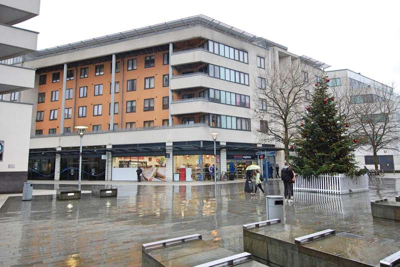1 Bedroom Flat for sale in Cathedral Walk, Bristol, BS1