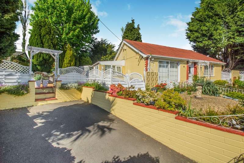 2 Bedrooms Detached Bungalow for sale in High Street, Pontypool