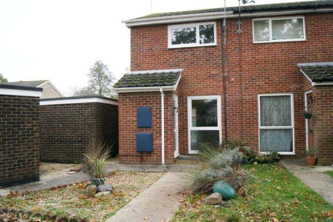2 Bedrooms Property for sale in Launceston Drive, Boyatt Wood, Eastleigh, Hampshire