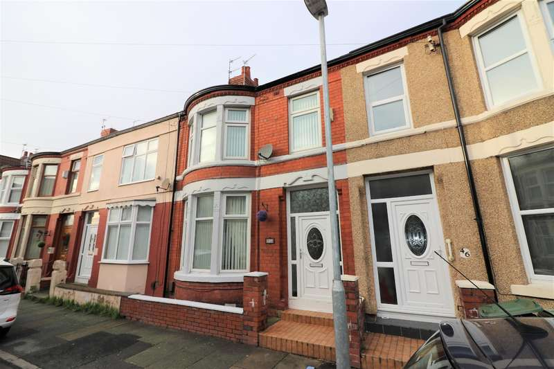 3 Bedrooms Semi Detached House for sale in Birnam Road, Wallasey, CH44 9AY