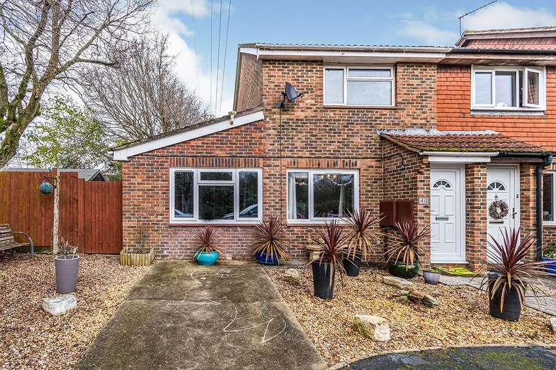 3 Bedrooms End Of Terrace House for sale in Alfred Close, Totton, Southampton, Hampshire, SO40
