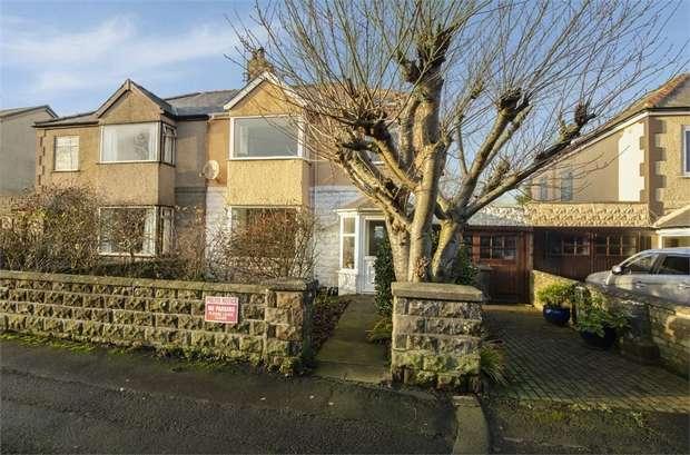3 Bedrooms Semi Detached House for sale in Shielfield Terrace, Tweedmouth, Berwick-upon-Tweed, Northumberland