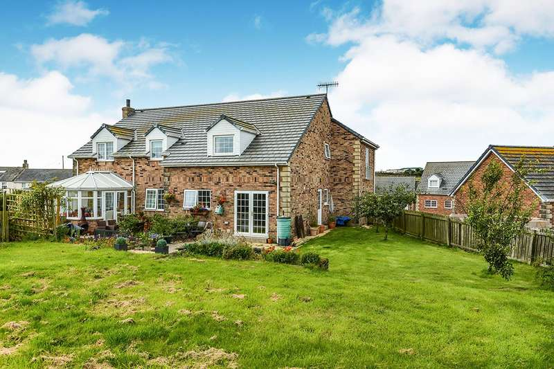 4 Bedrooms Detached House for sale in Pebbles Rise, Nethertown, CA22