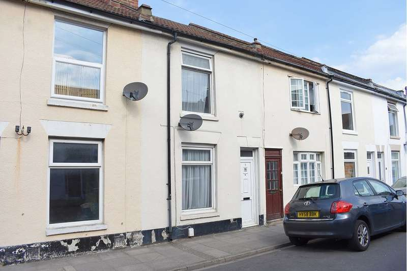 2 Bedrooms House for sale in Brompton Road, Southsea, PO4 9AJ