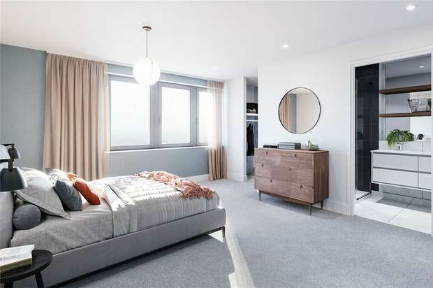 2 Bedrooms Flat for sale in REGENTS PLAZA Penthouses, Gosforth, Newcastle