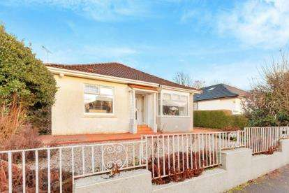 2 Bedrooms Bungalow for sale in Kenmuir Avenue, Glasgow, Lanarkshire