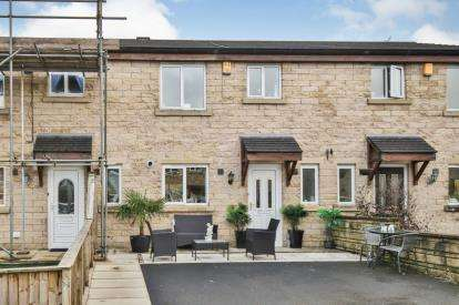 3 Bedrooms Terraced House for sale in Inglewhite Fold, Padiham, Lancashire, BB12