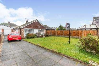 3 Bedrooms Bungalow for sale in Severn Close, Billinge, Wigan, Uk, WN5