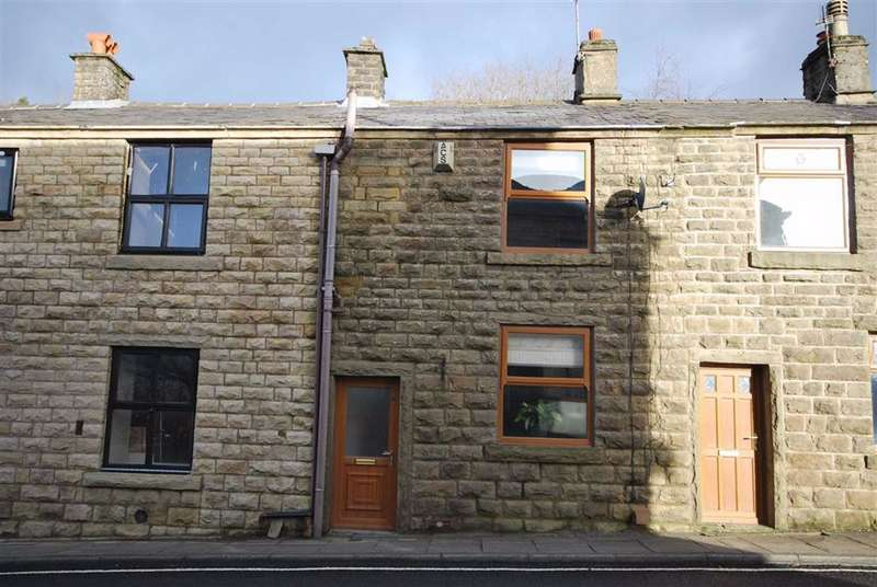 2 Bedrooms Terraced House for sale in Rochdale Road, Ramsbottom, Bury, BL0