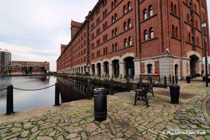 2 Bedrooms Property for rent in Waterloo Warehouse, Waterloo Road, Liverpool, L3 0BH