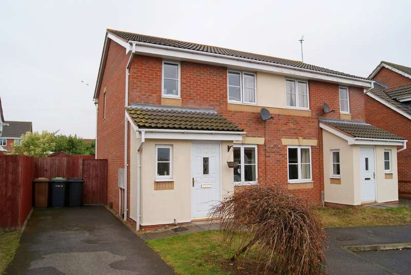 3 Bedrooms Semi Detached House for rent in Stane Drive, Bracebridge Heath LN4