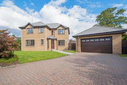 5 Bedrooms Detached House for sale in Briar Grove, Glasgow