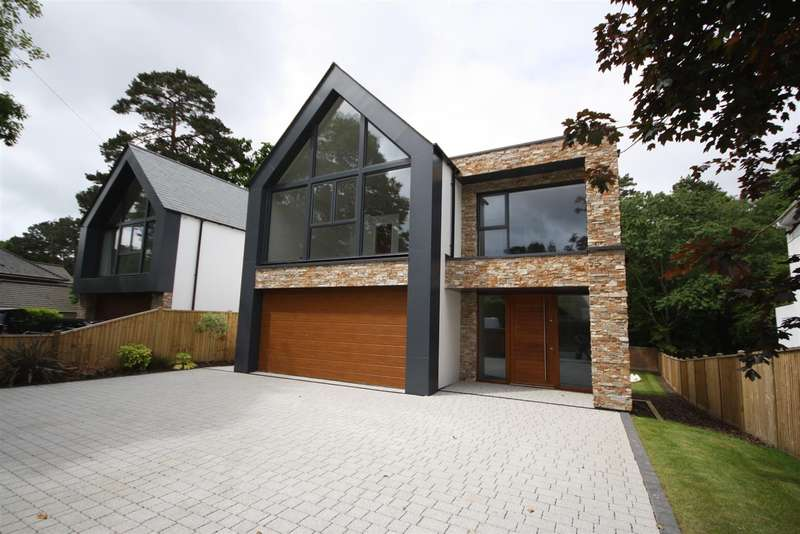 4 Bedrooms Detached House for sale in Lakeside Road, BRANKSOME PARK, POOLE