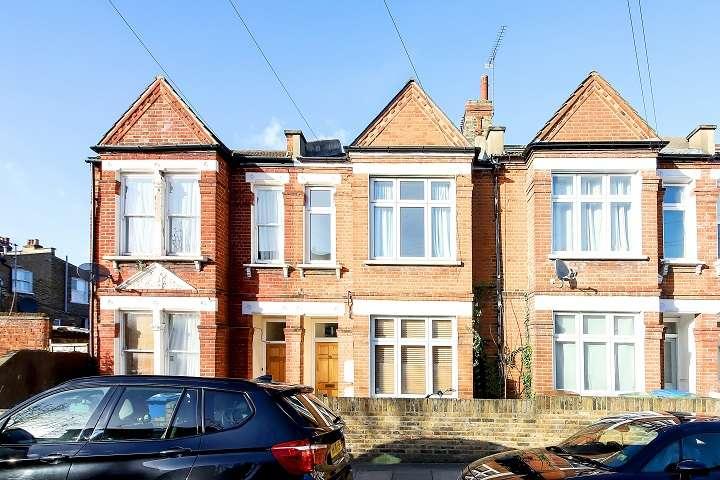 3 Bedrooms Apartment Flat for sale in Pellatt Road, East Dulwich
