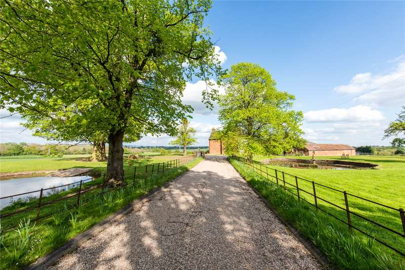4 Bedrooms Equestrian Facility Character Property for sale in Elmley Lovett, Droitwich, Worcestershire, WR9