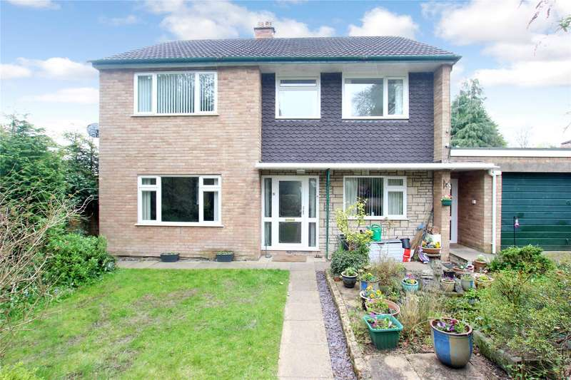 4 Bedrooms Detached House for sale in St. James Drive, Malvern, Worcestershire, WR14