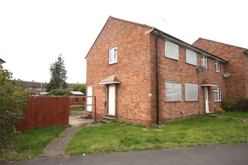 3 Bedrooms End Of Terrace House for sale in Lane End Walk, Stourport-on-Severn, Worcestershire, DY13