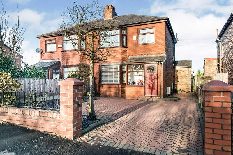3 Bedrooms Semi Detached House for sale in Manchester Road, Worsley, Manchester, M28