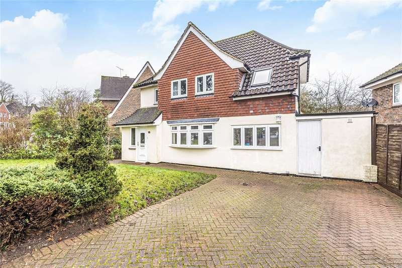 4 Bedrooms Detached House for sale in Penland Road, Haywards Heath