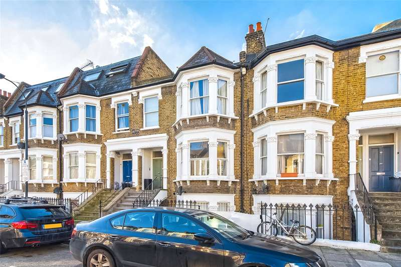 2 Bedrooms Flat for sale in Mirabel Road, Fulham, London, SW6