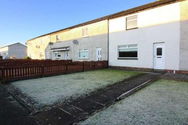 Terraced House for sale in Napier Square, Bellshill, Lanarkshire, ML4 1TB