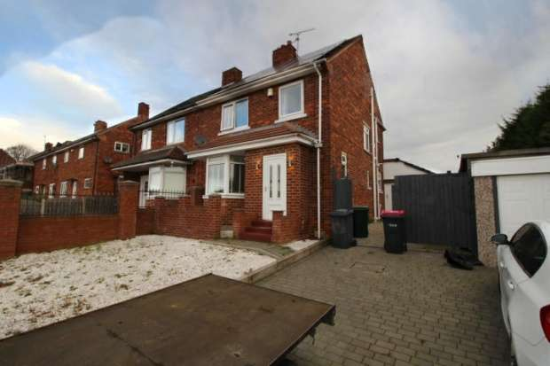 3 Bedrooms Semi Detached House for sale in East Avenue, Mexborough, South Yorkshire, S64 8JN