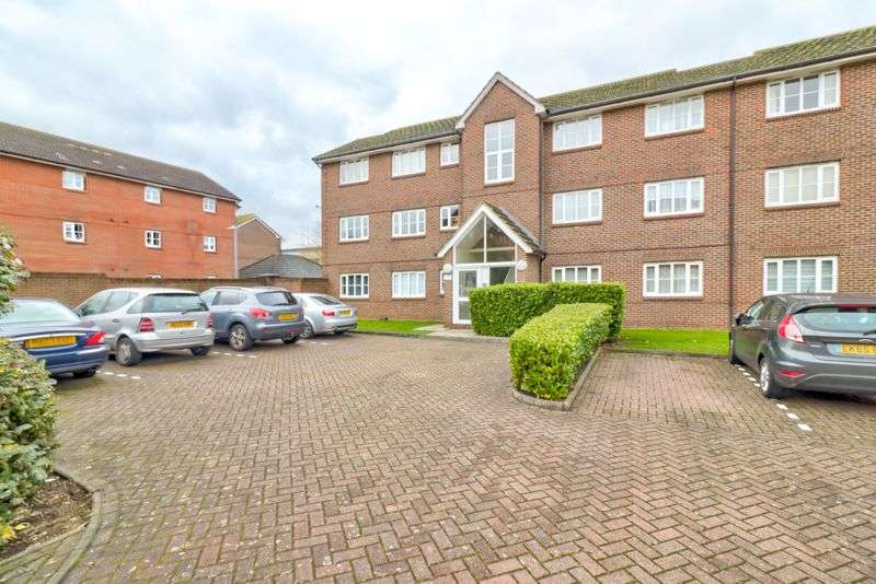 2 Bedrooms Property for sale in Kensington Way, Borehamwood, WD6