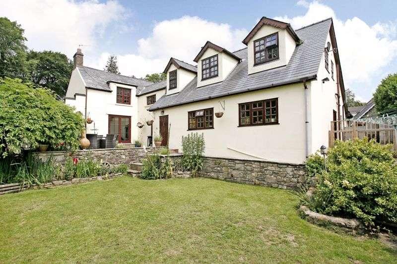 5 Bedrooms Property for sale in Ivy Cottage, Court Colman, Bridgend
