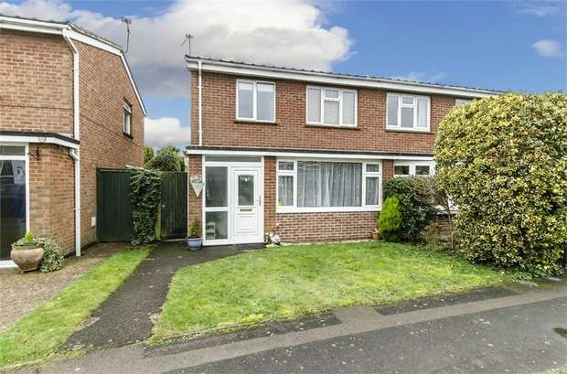 3 Bedrooms Semi Detached House for sale in Witt Road, Fair Oak, EASTLEIGH, Hampshire