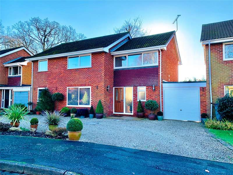 5 Bedrooms Detached House for sale in St. Johns Glebe, Rownhams, Southampton, Hampshire, SO16