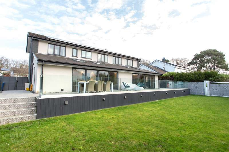 4 Bedrooms Detached House for sale in Merefield, Astley Village, Chorley, Lancashire, PR7