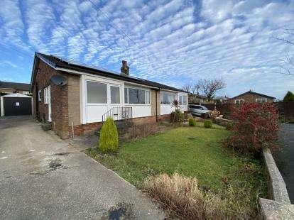 2 Bedrooms Semi Detached House for sale in Brindle Close, Longridge, Preston, Lancashire, PR3