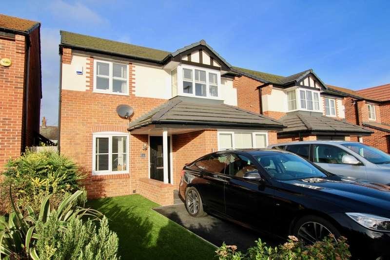 3 Bedrooms Detached House for sale in Longridge Drive, Aintree, Aintree, L30