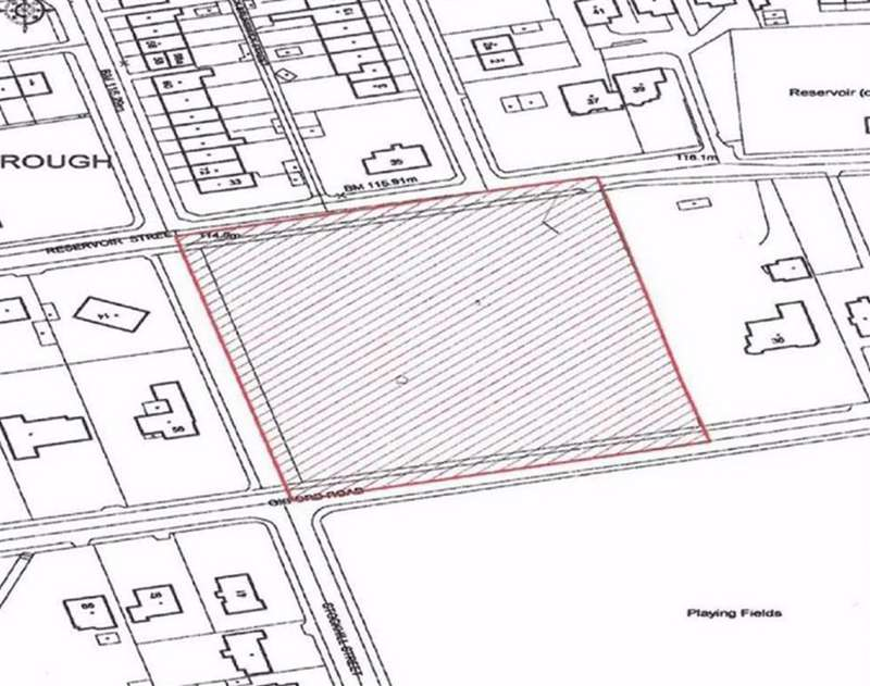 Land Commercial for sale in Land At Oxford Road, Dewsbury