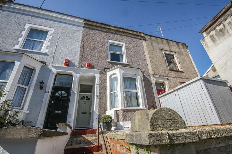 2 Bedrooms Terraced House for sale in Church Road, Bedminster, Bristol, BS3 4NF