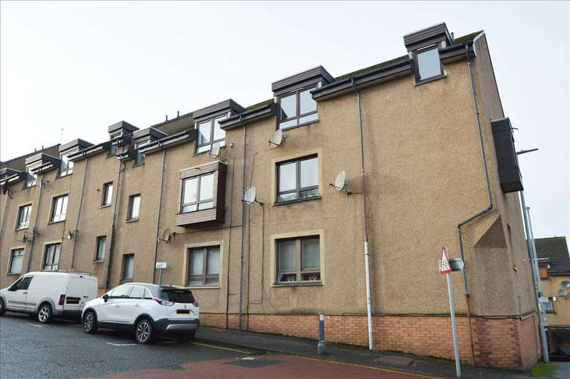 2 Bedrooms Apartment Flat for sale in Common Green, Hamilton